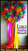 Fiesta Door Wreath