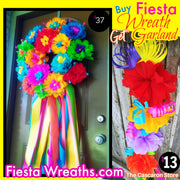 Fiesta Wreath & Garland