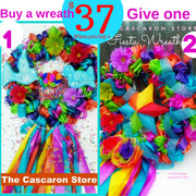 Beautiful door Wreaths Beautiful door Wreaths - Fiesta Arts Designs