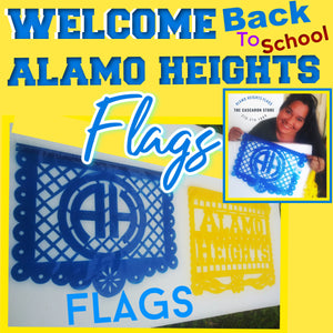 Alamo Heights Flags