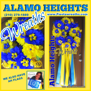 ALAMO HEIGHTS WREATHS ALAMO HEIGHTS WREATHS - Fiesta Arts Designs