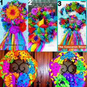 Beautiful Door Wreaths Home Decor