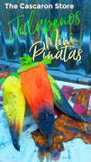 Jalapeno Mini Pinata Fiesta Party Decoration Jalapeno Mini Pinata Fiesta Party Decoration - Fiesta Arts Designs