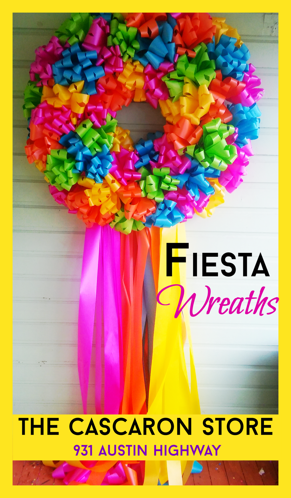 Extra Large Fiesta Wreath