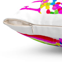 Viva Fiesta Square Pillow Home Decor Viva Fiesta Square Pillow Home Decor - Fiesta Arts DesignsHome Decor