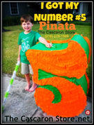 Number Pinata Number Pinata - Fiesta Arts Designs