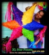Star Multi Colors Fiesta Pinata Star Multi Colors Fiesta Pinata - Fiesta Arts Designs