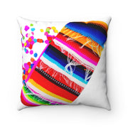 Fiesta Zarape Square Pillow Home Decor Design Fiesta Zarape Square Pillow Home Decor Design - Fiesta Arts DesignsHome Decor