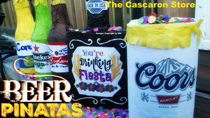 Beer Mini Pinata Fiesta Decorations Beer Mini Pinata Fiesta Decorations - Fiesta Arts DesignsFiesta Decoration
