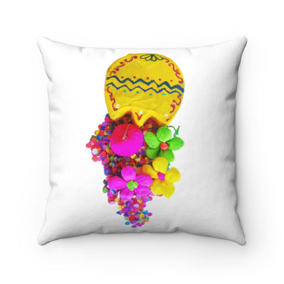 Fiesta Square Pillow Fiesta Square Pillow - Fiesta Arts DesignsHome Decor