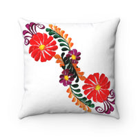 Mexican Design Square Pillow Mexican Design Square Pillow - Fiesta Arts DesignsHome Decor