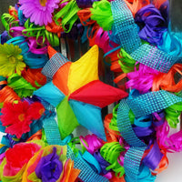 Fiesta Star Pinata Elegant Wreath Fiesta Star Pinata Elegant Wreath - Fiesta Arts Designs