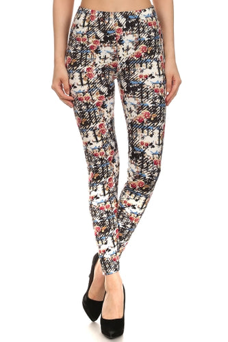Cherry Bomb Legging
