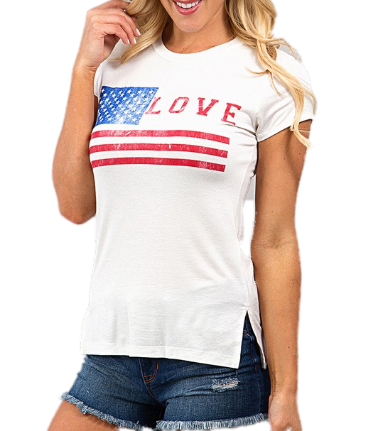 Proud to be an American Graphic Tee