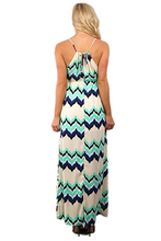 Load image into Gallery viewer, Shining Sea Maxi Dress