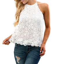 Load image into Gallery viewer, Simply Sweet Lace Top