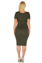 Load image into Gallery viewer, Jenny Scoop Neck Dress