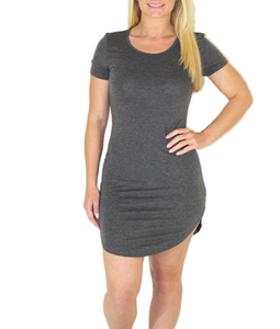 Casual Tee Shirt Dress