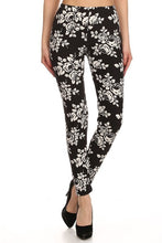 Load image into Gallery viewer, Floral Print Legging
