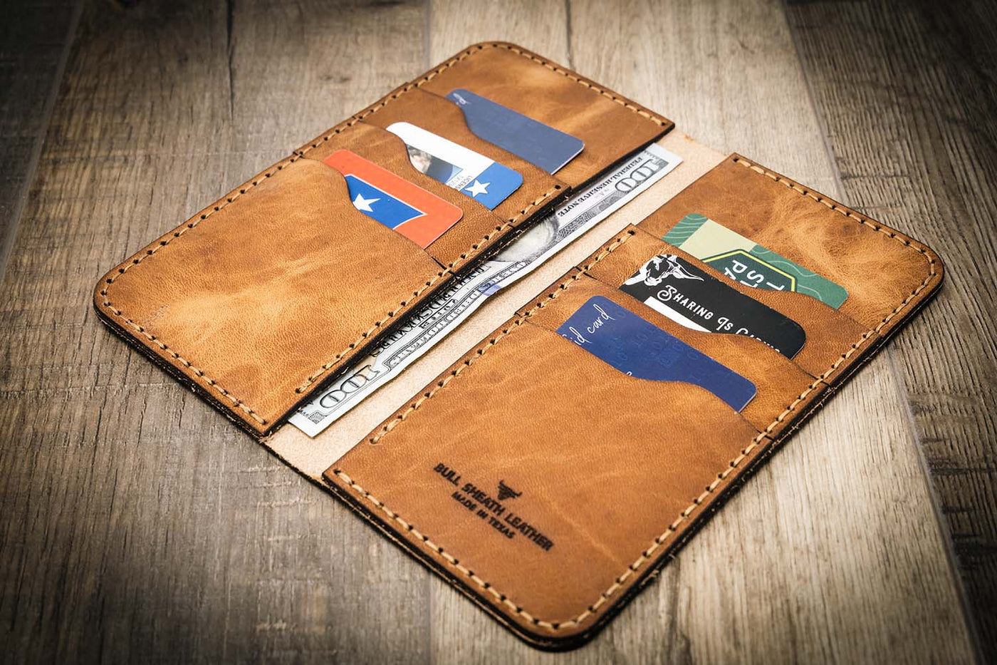 Mens Long Wallet