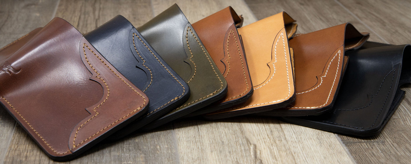 Western Bifold Wallets