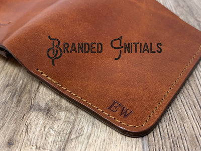 Brand Your Leather