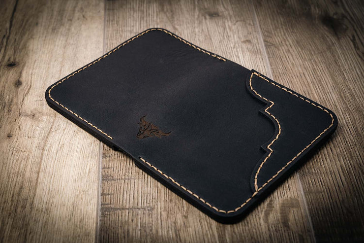 Mens Western Black Wallet