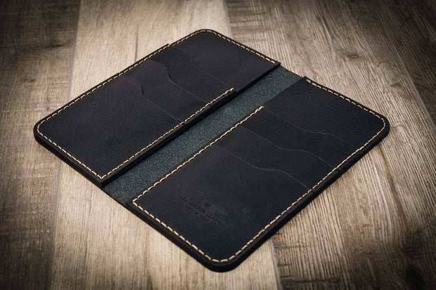 Western Long Wallet Made in the USA