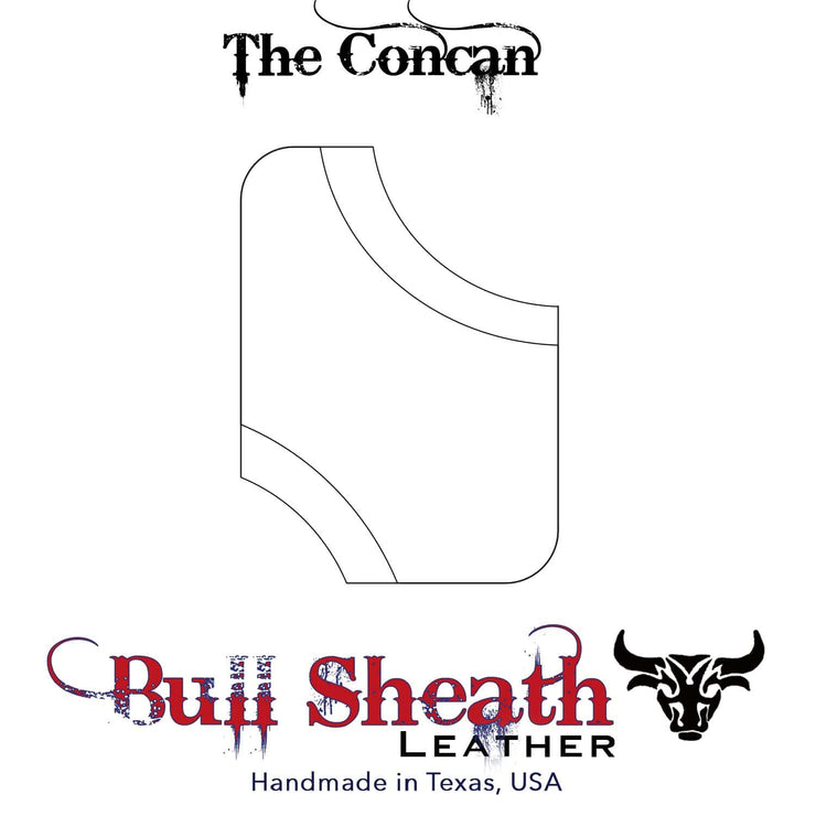 Leather Wallet Pattern - Concan