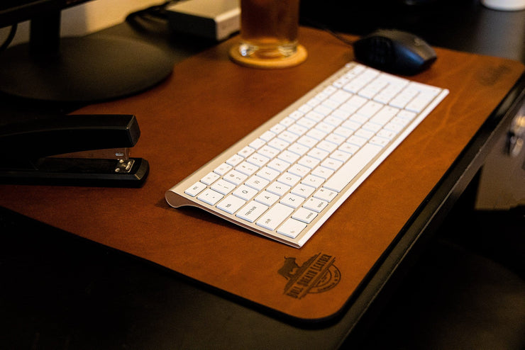 Desk Pad - Leather Desk Pad
