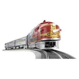 Lionel Santa Fe Super Chief LionChief Train Set with Bluetooth