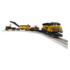 Lionel Construction Railroad LionChief Train Set with Bluetooth