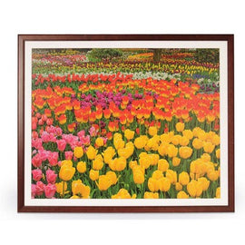 "Springbok Puzzle Wooden Frame 28.75"" X 36"" 1500pc"