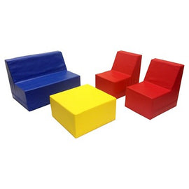 SoftZone® 4 Piece Youth Seating Set