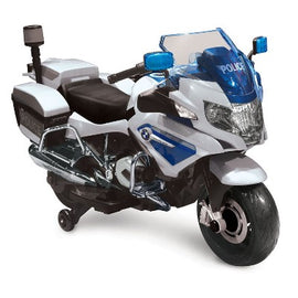 Kid Motorz BMW Police Motorcycle 12V