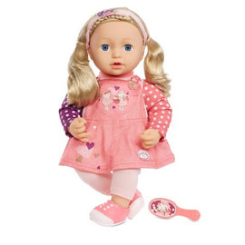 Sophia So Soft with Blue Eyes Baby Doll with Brushable Hair