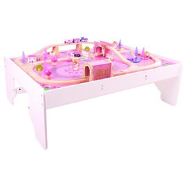 Pink Magical Set & White Table