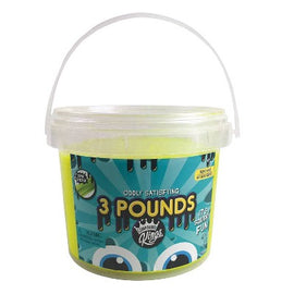 Compound Kings 3lb Slime Bucket Yellow