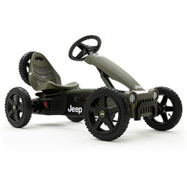 BERG Jeep Adventure pedal kart