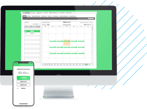 time attendance software