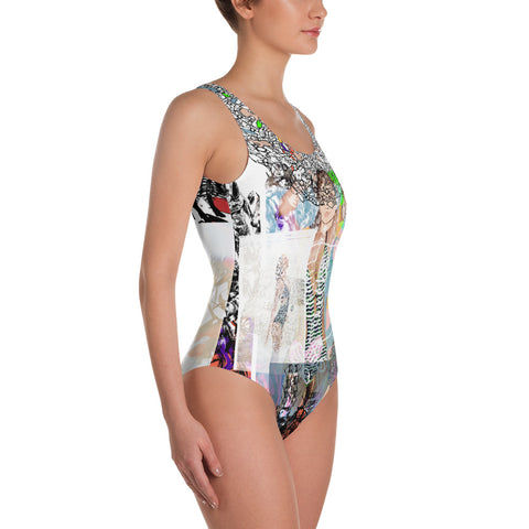 Internet Swimsuit Variation Recursion - One-Piece Swimsuit