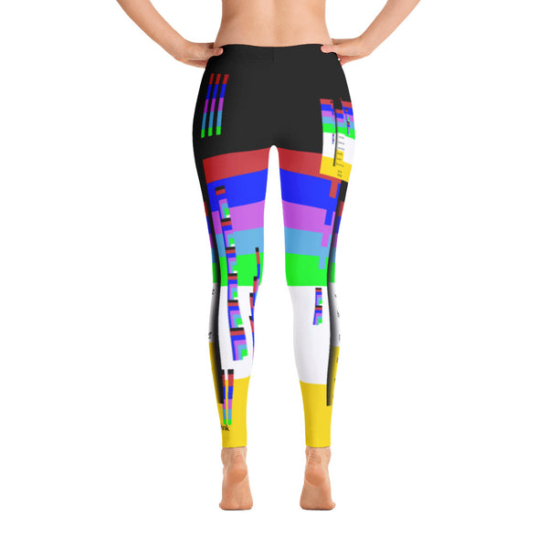 Color Code for Love and Web Size - Leggings