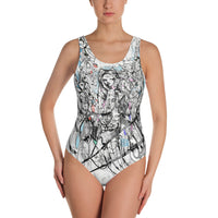 The Equations of Love - One-Piece Swimsuit