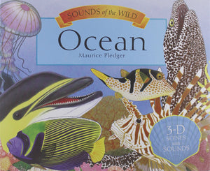 Sounds of the Wild: Ocean (Pledger Sounds) by Maurice Pledger [Hardback]