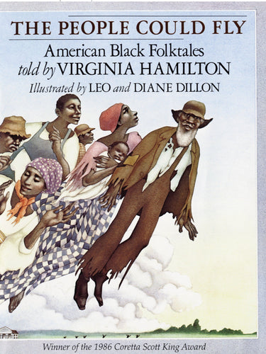 The People Could Fly: American Black Folktales by Virginia Hamilton [Paperback]