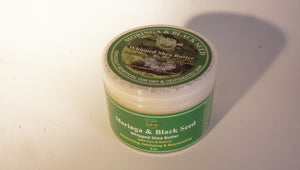MORINGA & BLACK SEED WHIPPED SHEA BUTTER