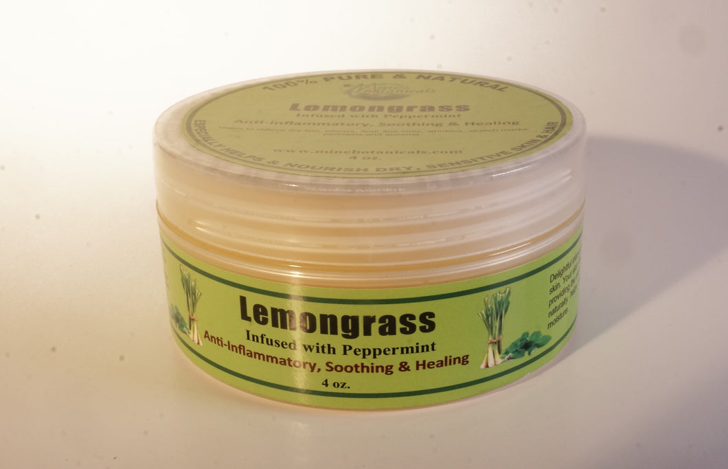 LEMONGRASS WHIPPED SHEA BUTTER