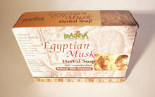 Load image into Gallery viewer, EGYPTIAN MUSK HERBAL SOAP