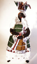 Load image into Gallery viewer, HANDMADE AFRICAN DOLL