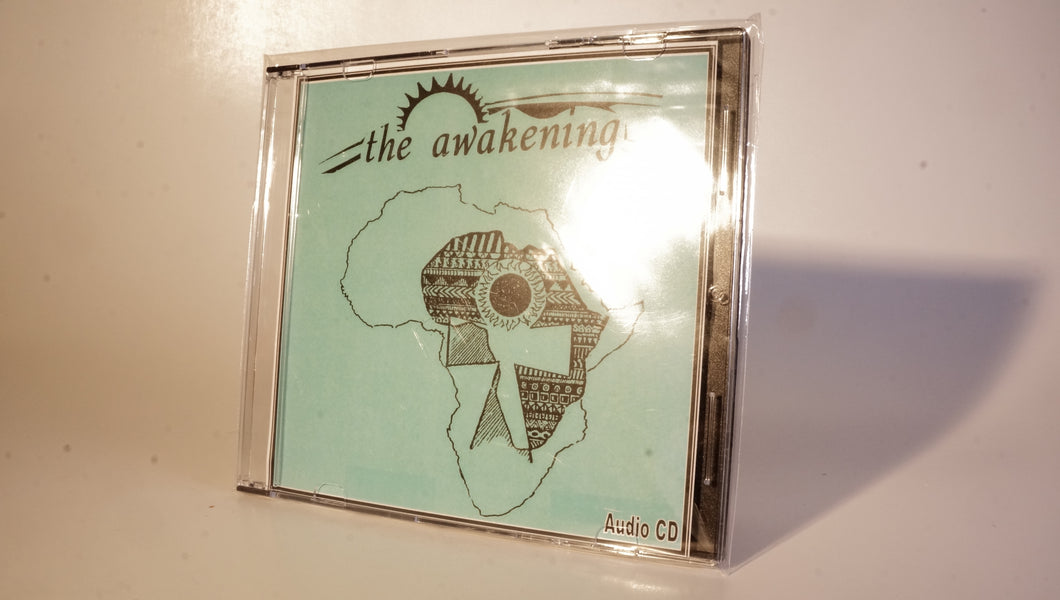 THE AWAKENING AUDIO CD